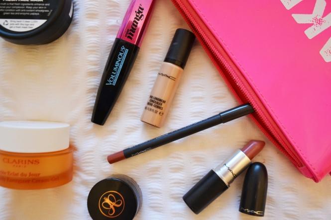 makeup haul1